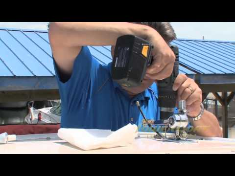 How To Install 12 Volt Digital TV And Antenna - PowerBoat TV