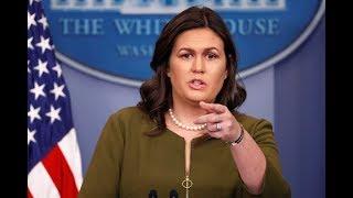 🔴WATCH: White House Press Briefing with Prss Secretary Sarah Sanders - 2/13/18