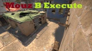 Strategy Analysis: Mousesports Mirage B Execute