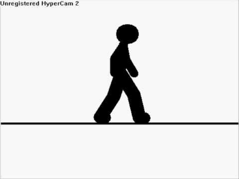 Pivot Tutorial on Walking