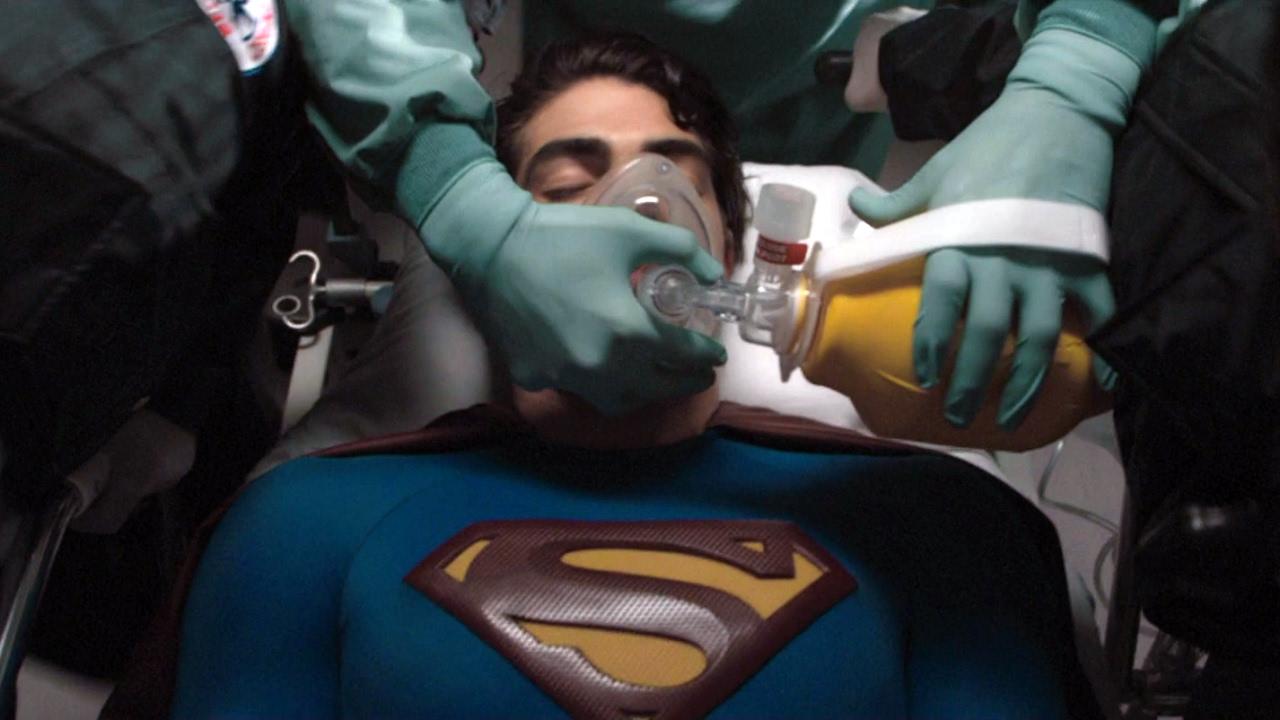 Download Superman dying   Superman Returns MP3 Gratis