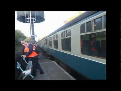 Whitby Train.avi