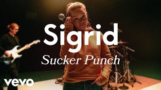 Sigrid - Sucker Punch (Live) | Vevo LIFT