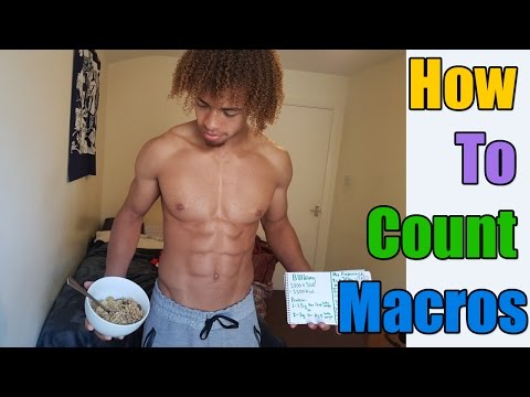 How To Set Up Your Macros - Bulking Cutting and Maintaining with Calisthenics