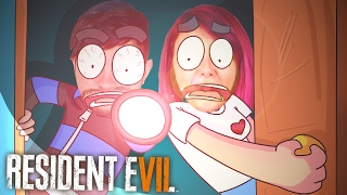PRECISAMOS SALVAR MIA! - Resident Evil 7