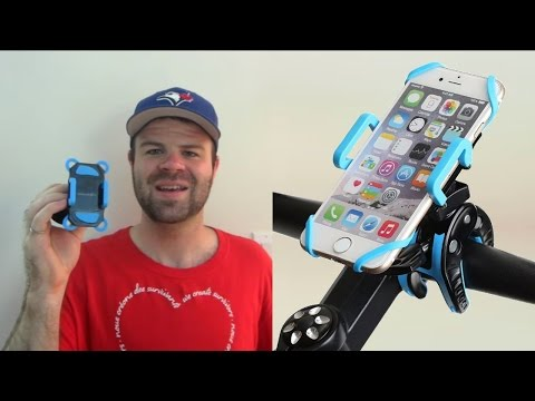 BW-MH2 - Blitzwolf Bike Phone Mount - Product Review