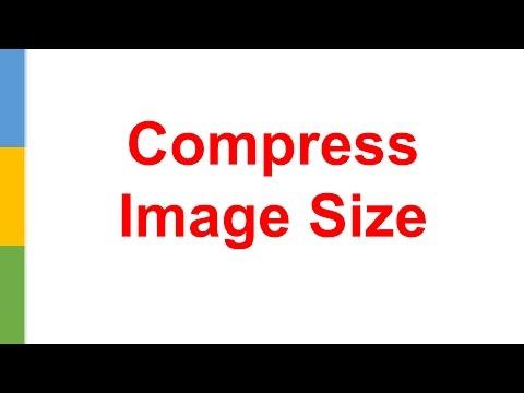 Compress Image Size