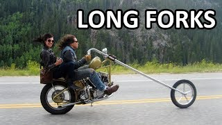 Amazing LONG Motorcycles 2017