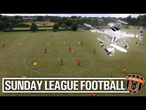 Sunday League Football - DRONE EDITION