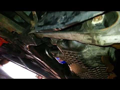 02 PT cruiser ac belt and alternator belt removal