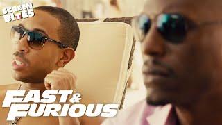 Roman and Tej's Best Friend Moments | Fast & Furious | SceneScreen