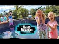 Hello Neighbor In Real Life Mermaid Hatchimals Colleggtibles Mermal Magic Toys Scavenger Hunt