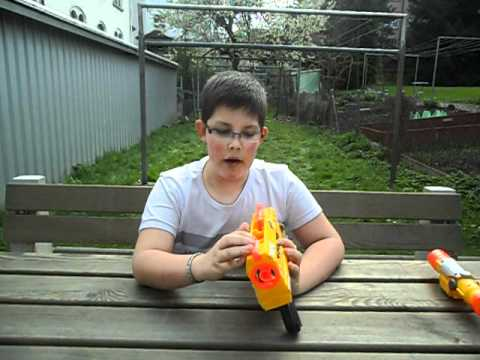 Nerf S.W.A.T : Longeshot CS-6 Review
