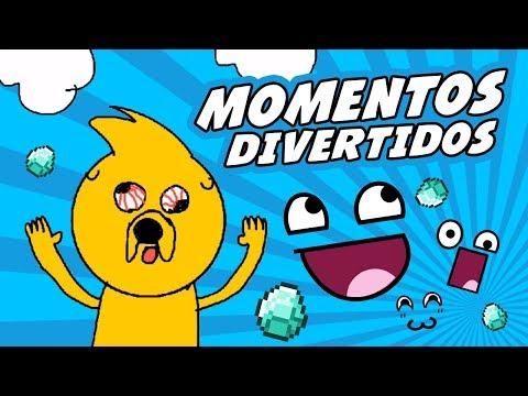 MOMENTOS DIVERTIDOS DE MIKECRACK #3 - FEBRERO 2018