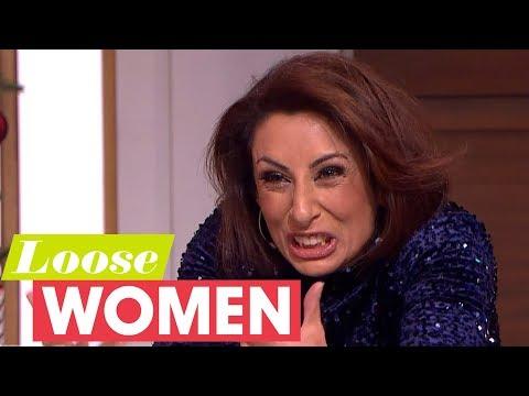 Saira's Husband is Going Through a Mid-Life Crisis! | Loose Women