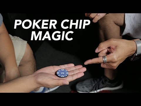 Insane POKER CHIP Magic // A Product Review