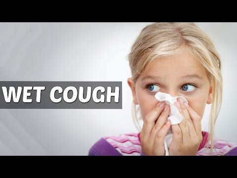 DIY: Best Cure For Kids Wet Cough with Natural Home Remedies | LIVE VEDIC