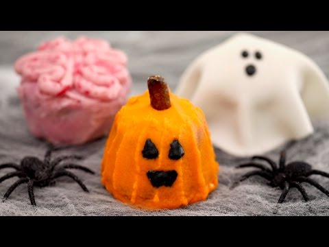 Halloween Cupcakes: 3 Easy Decorating Ideas - Gemma's Bigger Bolder Baking Ep 147