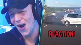 Reaktion auf SCHNELLE Reflexe die den Tag GERETTET haben! 😂 MontanaBlack Reaktion