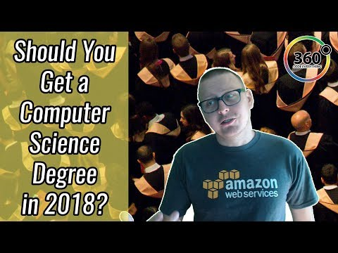 Should You Get a Computer Science Degree in 2018 | Ask a Dev