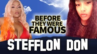 STEFFLON DON | Before They Were Famous | Rapper Biography