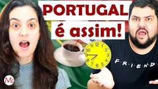 5 Diferenças entre BRASIL e PORTUGAL (você vai se surpreender!) | Canal Maximizar