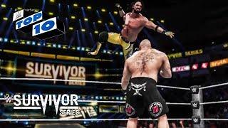 WWE Survivor Series 2017 Top 10 Predictions! (WWE 2K18)