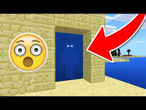 I FOUND A NEW MOB in My Minecraft World… | Minecraft Pocket Edition