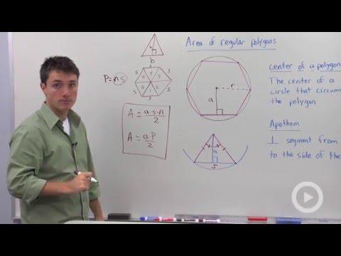 Area of Regular Polygons(HD)