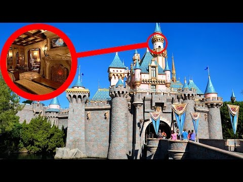 Top 10 INSANE Disneyland Secrets THEY DON'T WANT YOU TO KNOW!