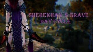Black Desert Online Drieghan Sherekhan`s Grave Day Cycle Gameplay