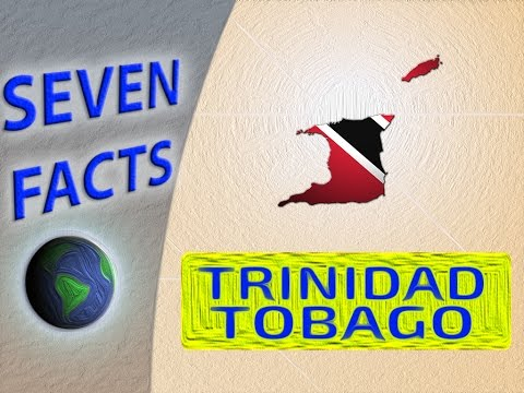 7 Facts about Trinidad and Tobago