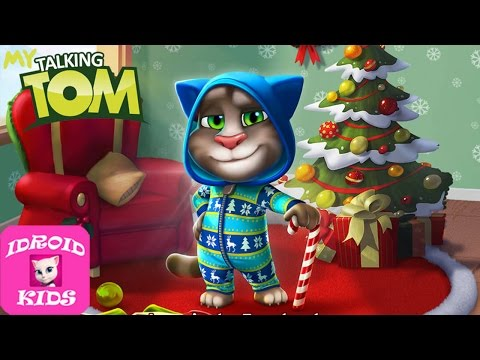My Talking Tom Christmas Update 2016
