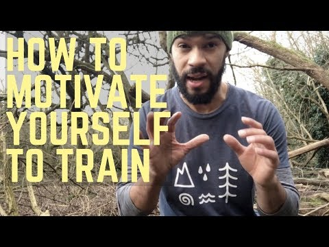 If you are too tired and demotivated to train, watch this