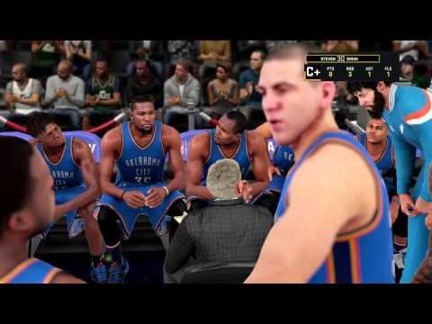 NBA 2K16 MYCAREER: Where's The Team Chemistry At?