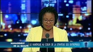 Le 20 heures de RTI1 du 20 février 2018 par Delphine Gbla