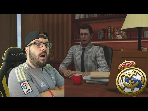REAL MADRID SELL ME!! -  FIFA 16 player career mode!!