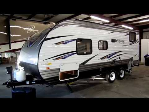 2018 1/2 Salem Cruise Lite 201BHXL Travel Trailer at Couch's RV Nation