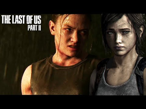 Last of Us Part 2: NOT ELLIE'S MOM! (Theory)