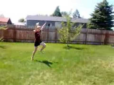 How to Do a Round-off Back Handspring Back Tuck
