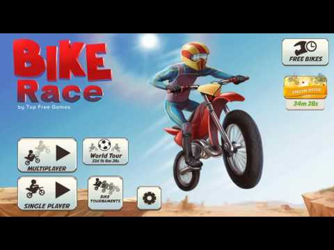How to get FREE Gems on Bike Race!!