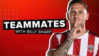 We call him Pancake 😂 | Teammates with Billy Sharp, Sheffield United captain.