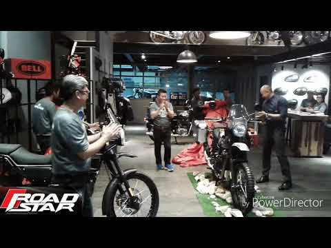 Media Launch Of Royal Enfield