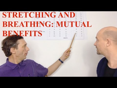 Stretching and Breathing Mutual Benefits - Interview with Volker Schmitz