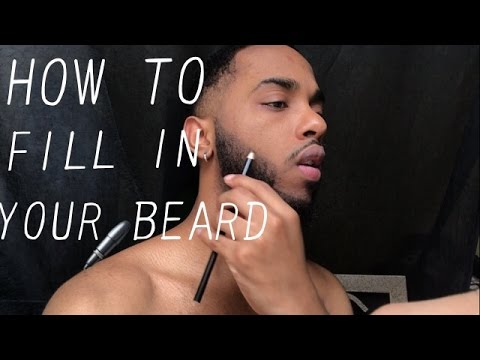 HOW TO MAKE YOUR BEARD APPEAR FULLER