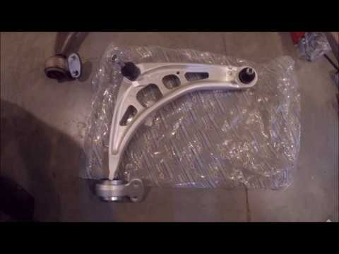 Control Arm and Bushing replacement, BMW E46 330i ZHP
