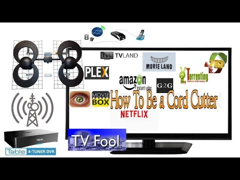 Cord Cutters: How Antennas+DVRs+VOIP kills Cable Company Costs