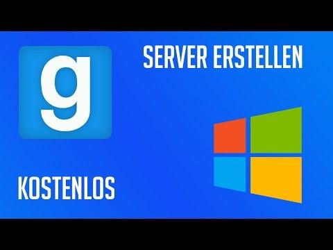 GMod Server auf Windows installieren [kostenlos] [ohne Hamachi]