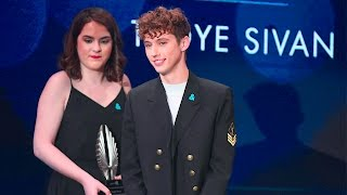 Troye Sivan's Full Acceptance Speech l 28th Annual GLAAD Media Awards