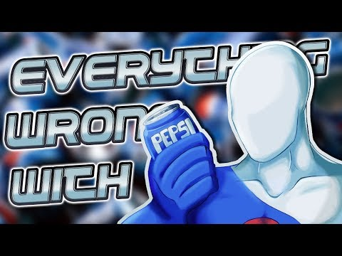 Everything Wrong With Pepsiman in 7 Minutes